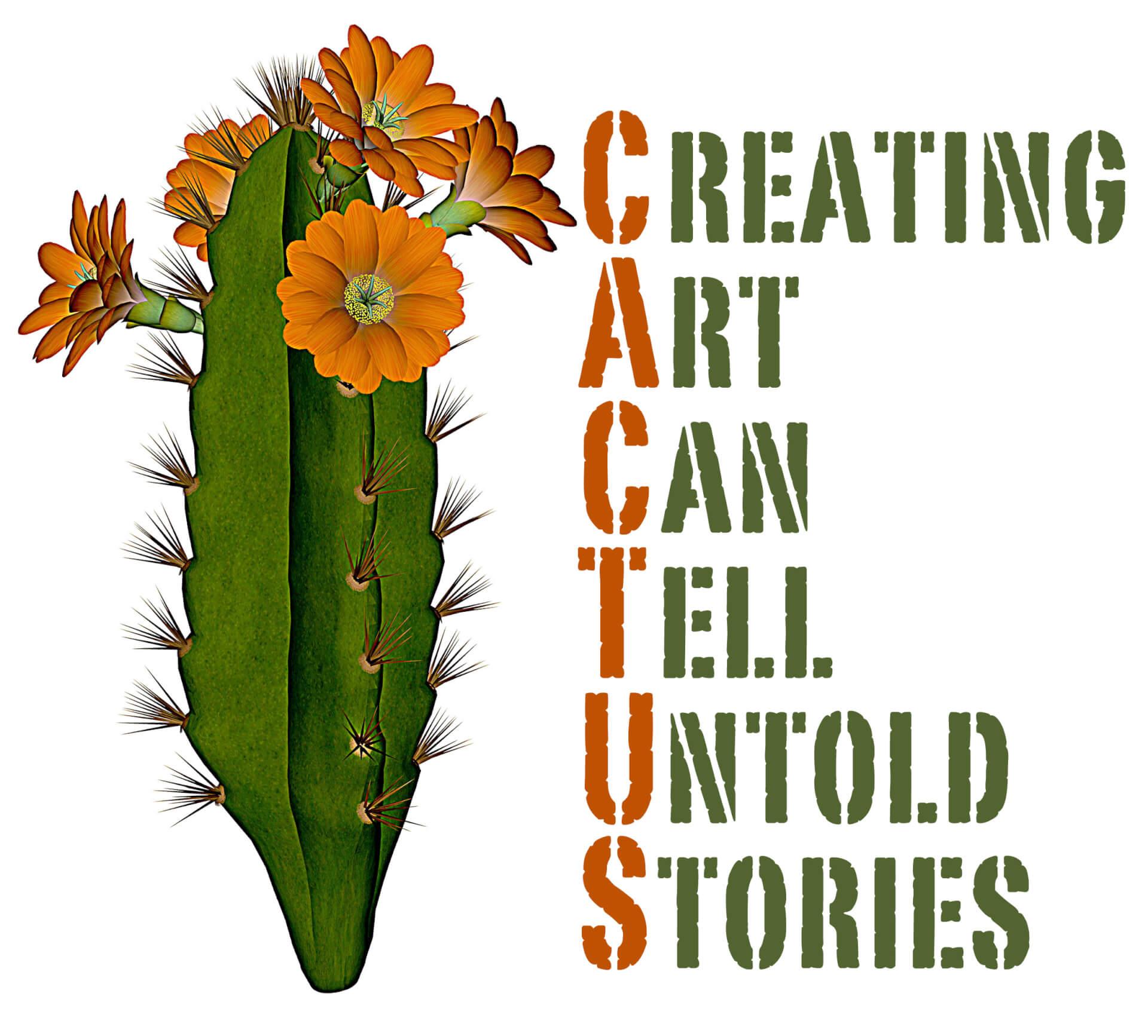 Poetry Heals with Combat Paper at CACTUS