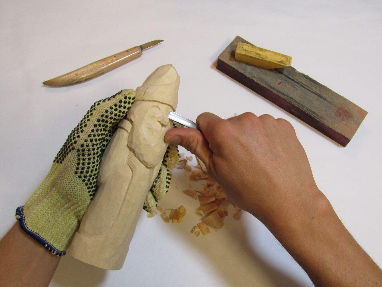 Beginning Wood Carving 102
