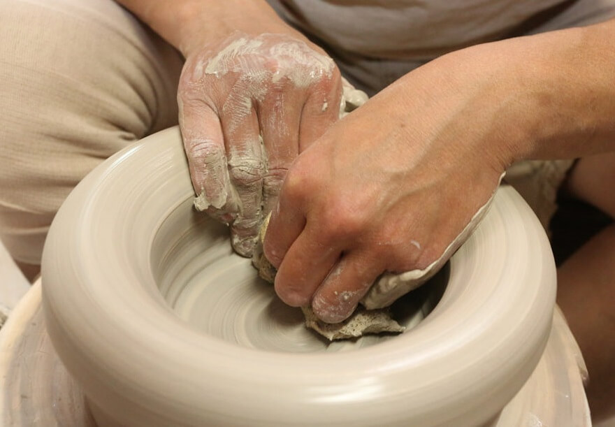 Pottery Wheel Basics (2 hours)