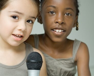 Block of four (4) Private Voice Lessons (30 minutes each)