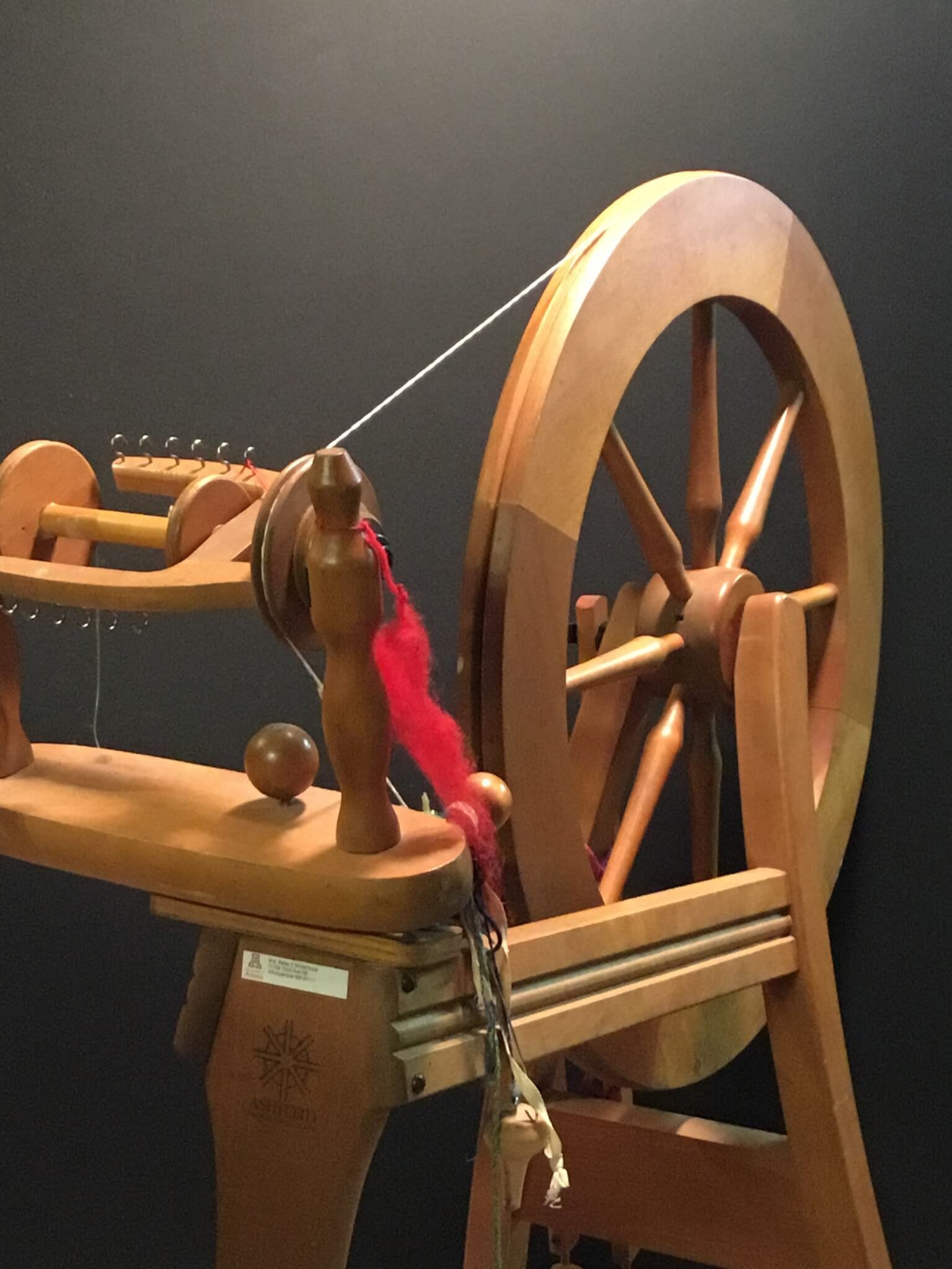 Introduction to Spinning Yarn