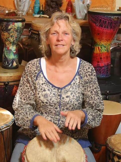 Women's Djembe Drum Playshop