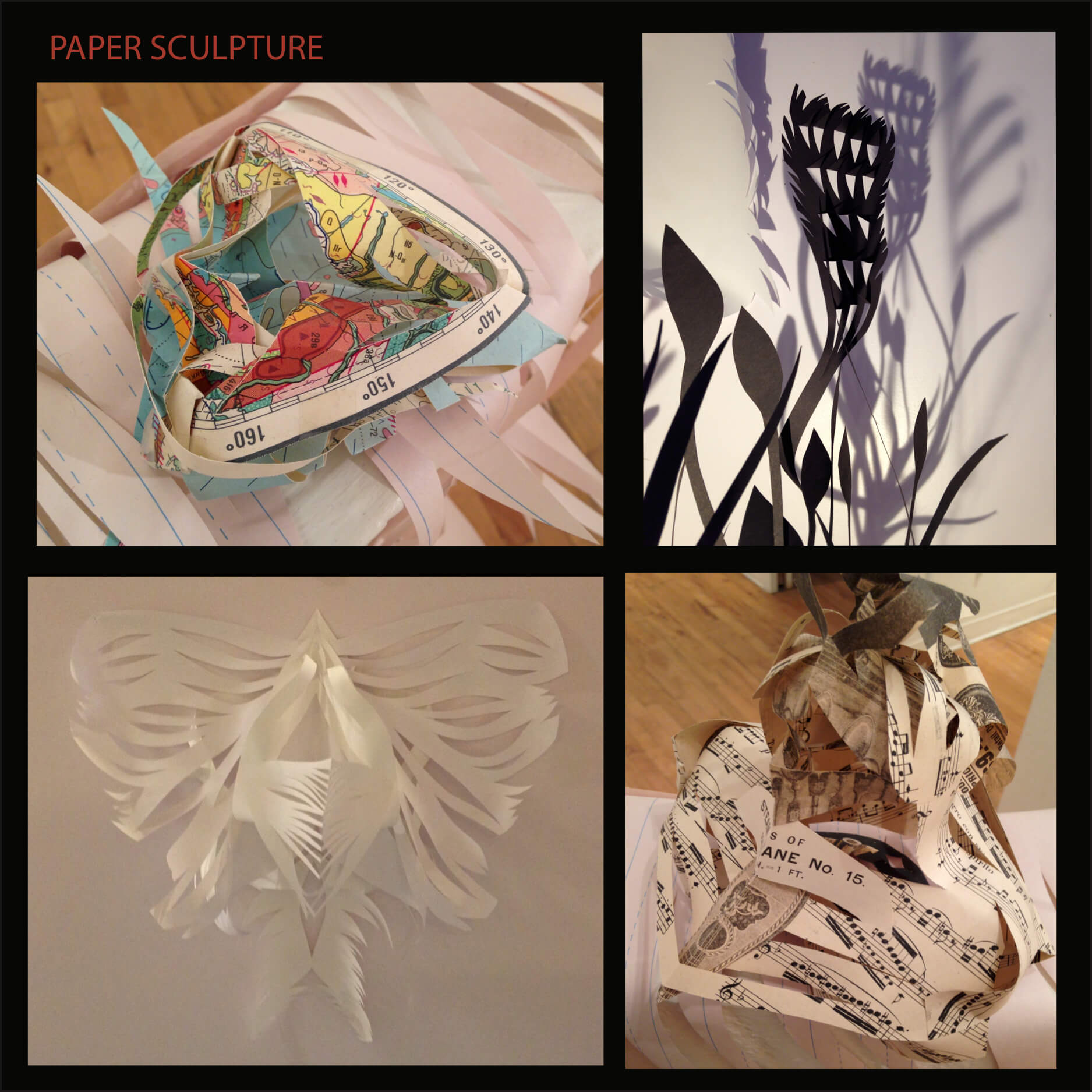 Paper Sculpture Workshop