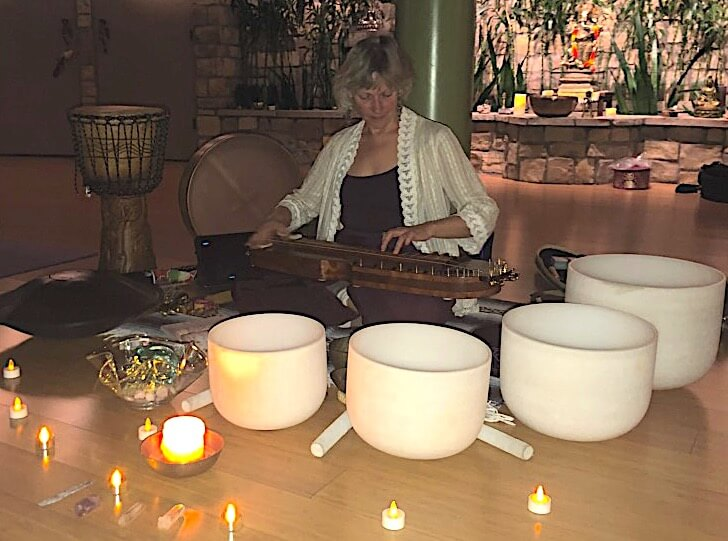 Five Elements Healing Sound Journey, Virtual!
