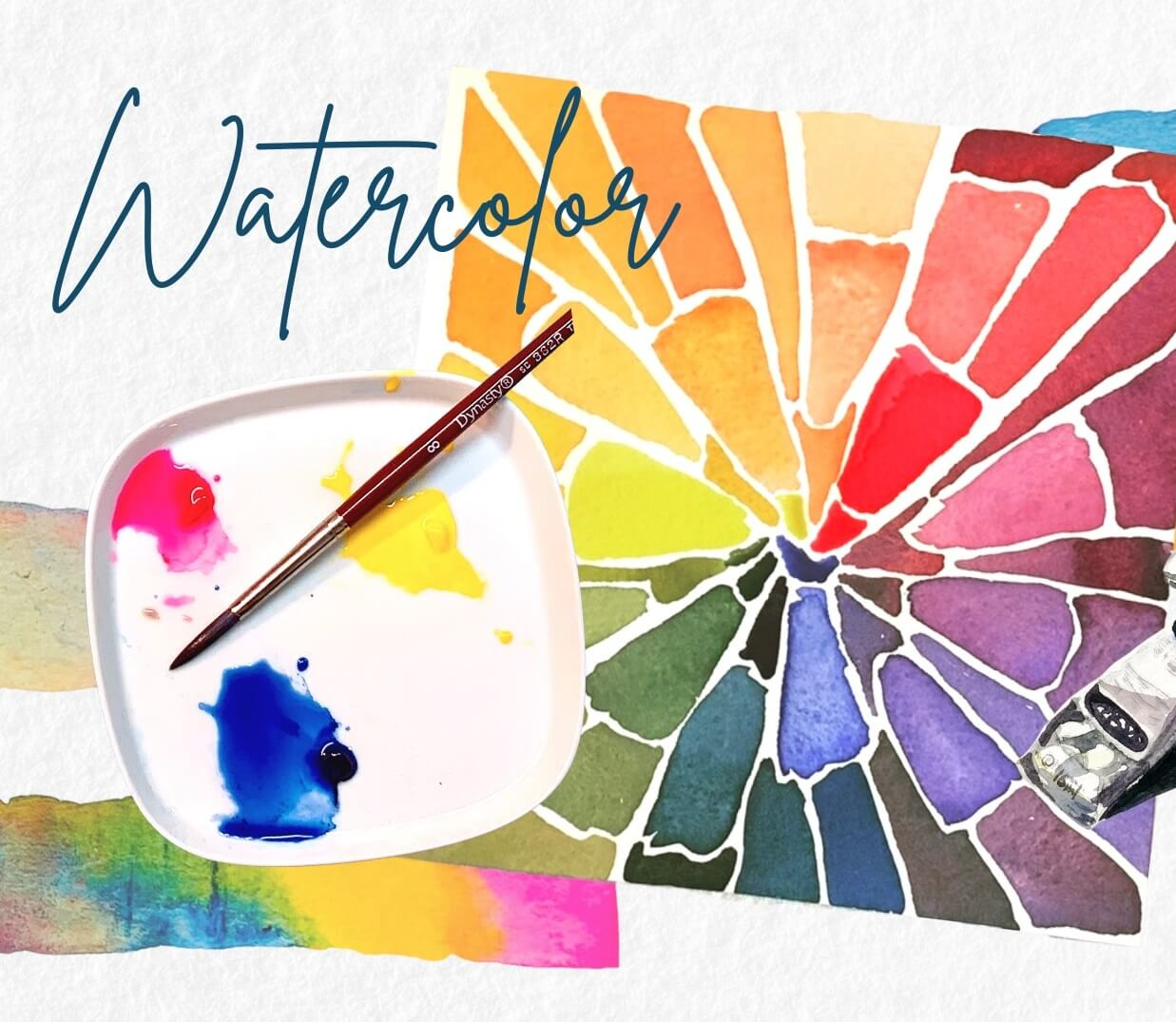 Five Essentials of Watercolor Technique and Color Theory